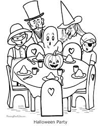Small Picture 115 best Halloween coloring images on Pinterest Coloring books