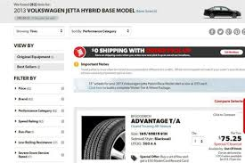 Tire Rack Review Chart How To Find The Right Tires For Your Car Or Truck At The