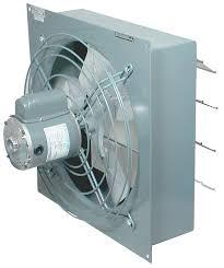 18 in single speed ventilating fan canarm 56 ceiling fan