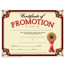 certificate of promotion template certificate of promotion template under fontanacountryinn com