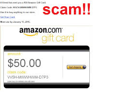 Amazon Sent You A Gift Card Friend - Cybersecurity 50 Has