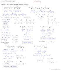pretty solving algebra 2 equations images worksheet mathematics