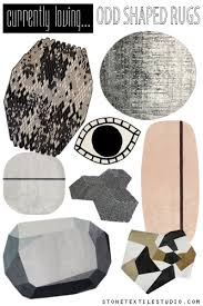 cl odd shaped rugs