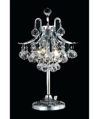 crystal chandelier table lamp intended for lamps black floating cr black crystal chandelier style table lamp