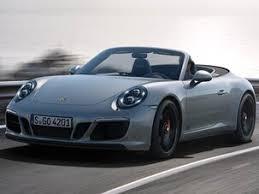 Complete information about porsche 911 carrera 4 gts cabriolet. Used 2017 Porsche 911 Carrera 4 Gts Cabriolet 2d Prices Kelley Blue Book