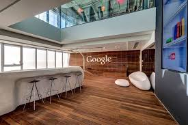Google office ireland Employer Branding Captivatinggoogleoffice barinteriordesigninopenplanlayoutwithupholsteredpermanentwhitekitchenislandbarandergonomicbarstoolsaside Allied Ireland Captivatinggoogleofficebarinteriordesigninopenplanlayout