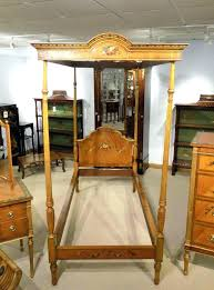 Antique Poster Bed Bed Frame Bedroom Four Poster Bed Home Photos Bed ...