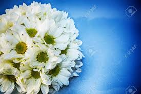 Very Nice Flowers As Easy Wedding Background