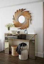 entrance tables and mirrors. console tables and mirrors gold antiqued mirrored table design ideas entrance l