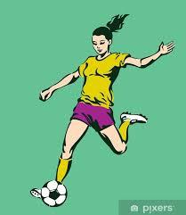 Znalezione obrazy dla zapytania piłka nożna kobiet