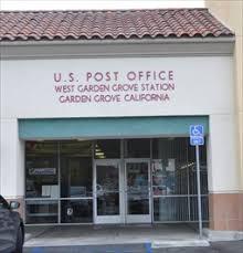garden grove california 92846 west garden grove station u s post offices on waymarking