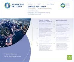 York Region Waterfall Chart Commitment Signatories World Green Building Council