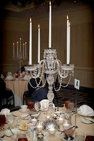 wonderful chandelier centerpiece candelabra c h a n d e l i r crystal for more info wedding table diy with flower