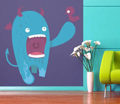 ced535 full color wall decal sticker