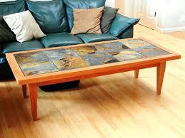 tile coffee table the mosaic tile coffee table diy