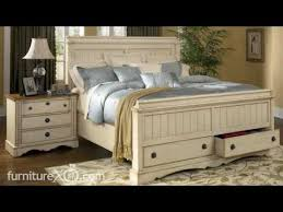 Antique White Distressed Bedroom Furniture Splendid Charming