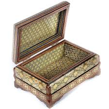 Decorative Gift Boxes With Lids Luxury Jewelry Decorative Gift Box Handmade Craft Home Furniture 49