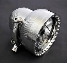 custom chopper harley motorcycle headlights softails custom