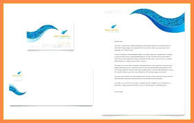 Word Business Letterhead Template – Freewarearena.info