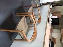 gloster dansk stoelen set van 2
