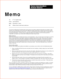 what is business memo format okl mindsprout co what