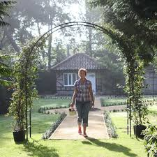 Small Picture 13 best metal arbours images on Pinterest Arbors Garden arches