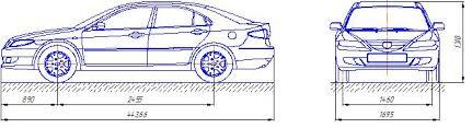 увеличивается парк автомобилей коммерческих организаций > Целью  Легковой автомобиль типа 4 4 Дипломный проект