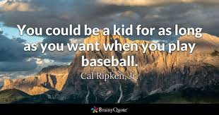Baseball Quotes Simple Baseball Quotes BrainyQuote