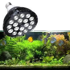 Azoo Aquarium Light Buy Kingbo 18w Led Aquarium Light 6500k Saltwater Freshwater