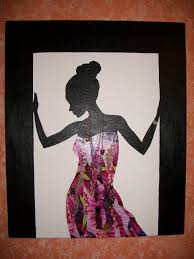 Art Pieces Silhouette Art Pieces Pearls Perception