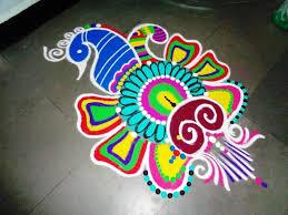 Latest Rangoli Designs Images Diwali