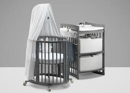NEW Stokke nursery furniture in grey and how to decorate with