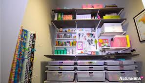 office closet organization. Blog Alejandra Tv Office Closet Organization T