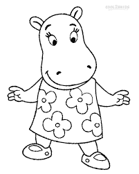 Small Picture Printable Backyardigans Coloring Pages For Kids Cool2bKids