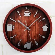 Small Picture Online Buy Wholesale round clock wall from China round clock wall