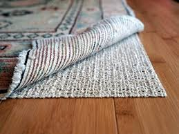 >area rug pads for hardwood floors rugpadusa nature s grip