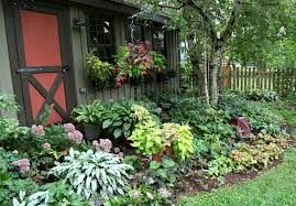 Small Picture Designing A Shade Garden Garden Design Ideas
