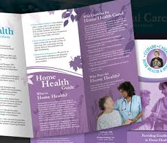 Medica Health Management Brochure Design