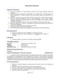 Etl Tester Resume Sample Simple Etl Tester Resume Sradd