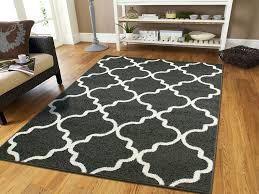amazing black area rugs picture inspirations and white chevron rug ikea magnificent big fluffy carpet blue full size of plush