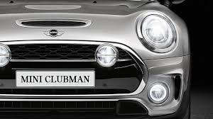 sleek design meets innovative technology the mini cooper clubman mini led additional headlights