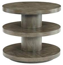 bernhardt side table profile round end table bernhardt acrylic side table