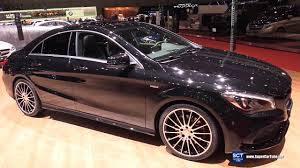 2018 mercedes benz cla250.  cla250 2018 mercedes benz cla 250 sport exterior interior walkaround world debut  2017 geneva motor show inside mercedes benz cla250 a