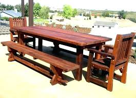 outdoor wood dining furniture. Rustic Patio Furniture Porch Dining Sets Ideas Outdoor Wood