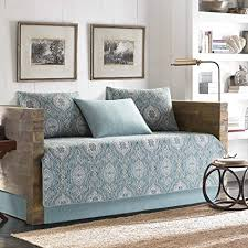 day bed cover. Wonderful Cover Tommy Bahama Turtle Cove 5Piece Daybed Cover Set Twin Medium Green On Day Bed Amazoncom