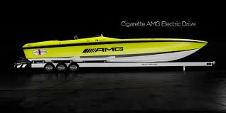 Cigarette Boat Design Cigarette Racing