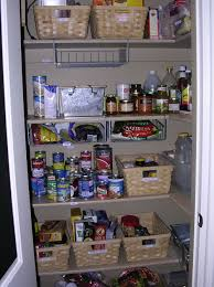 Pantry For A Small Kitchen Organize Small Kitchen Pantry Home Design Ideas