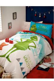 the grinch fans will love next s new bedding range