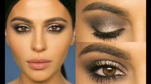 gray smokey eye makeup tutorial teni panosian