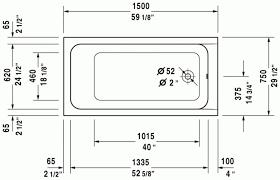 bathtub size tomi crewpulse co for bathtub dimensions inches